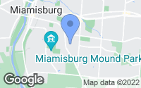 Map of Miamisburg, OH