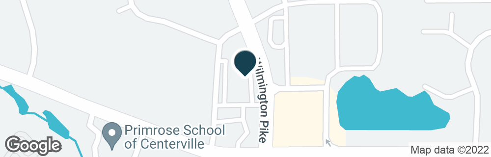 Google Map of6485 WILMINGTON PIKE
