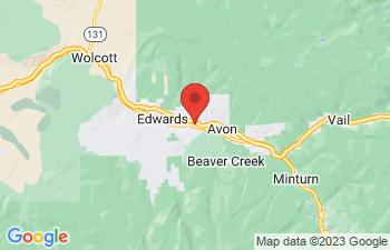 Map of Edwards
