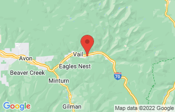 Map of Vail