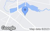 Map of Woodstown, NJ