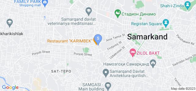 Location of Tumaris on map