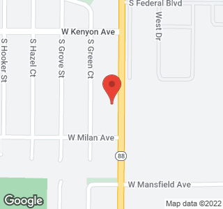 3763 South Federal Boulevard