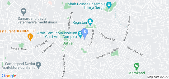 Location of Shohruh on map