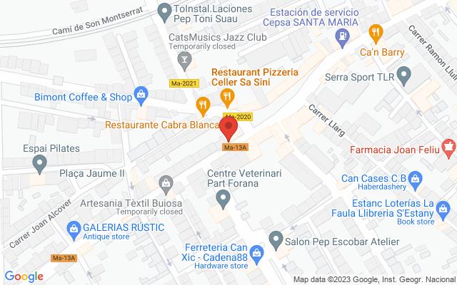 Administración nº1 de Santa María del Camí