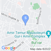 Location of Amir on map