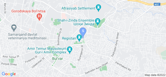Location of Diyor on map