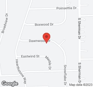 3615 Dawnwood Drive