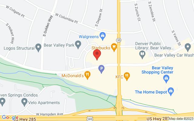 static image of 5353 West Dartmouth Avenue, Suite 203, Denver, Colorado