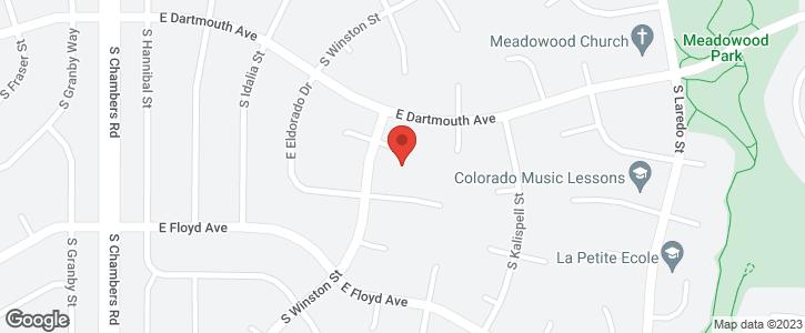 15722 E Eastman Place Aurora CO 80013