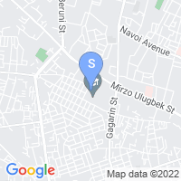 Location of Shabistan on map