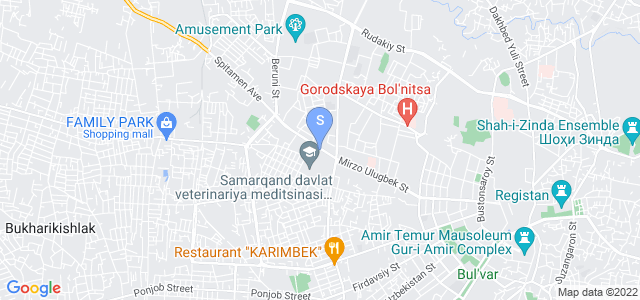Расположение гостиницы Дилимах на карте