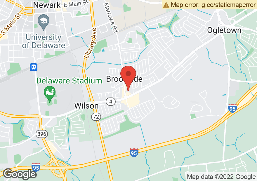 Google Map of 19 MARROWS RD