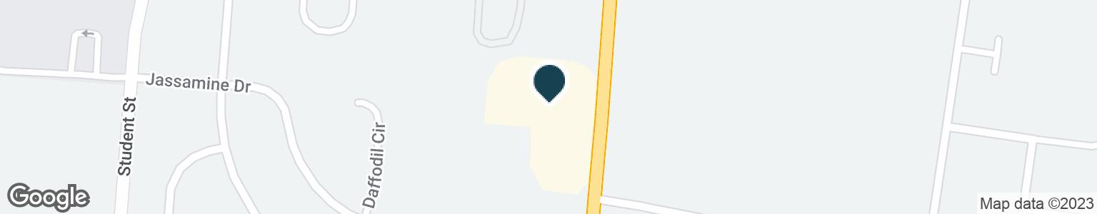 Google Map of5901 SPRINGBORO PIKE