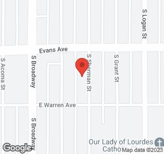 2149 South Sherman Street