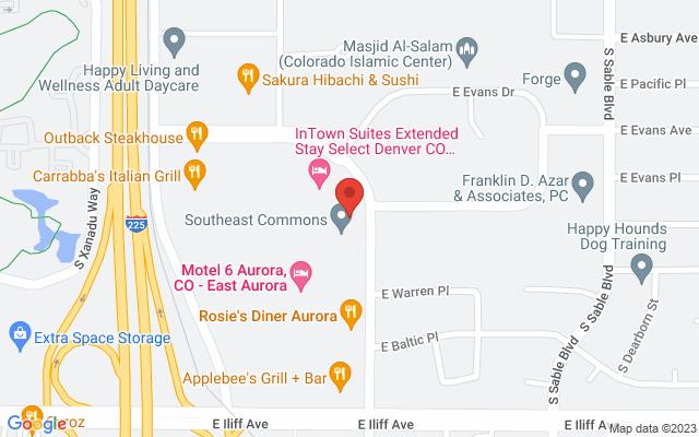 static image of 2101 S. Blackhawk St, Suite Ste 240, Aurora, Colorado
