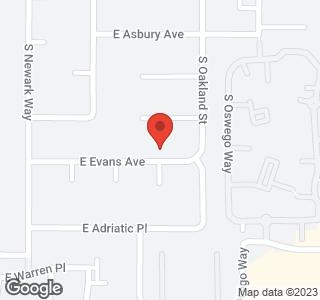 11745 E Evans Avenue