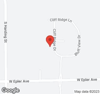 5326 Cliff Ridge Drive