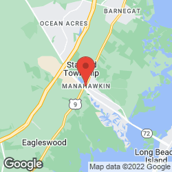 Manahawkin Tree Service on the map