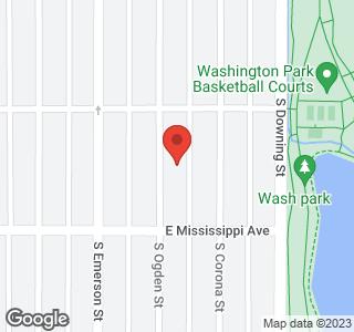 1040 S Ogden Street
