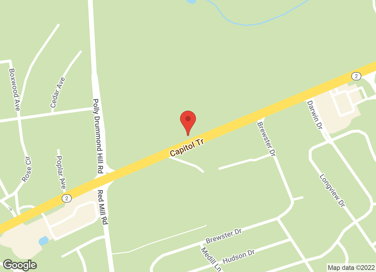 Google Map of VCA Kirkwood Animal Hospital