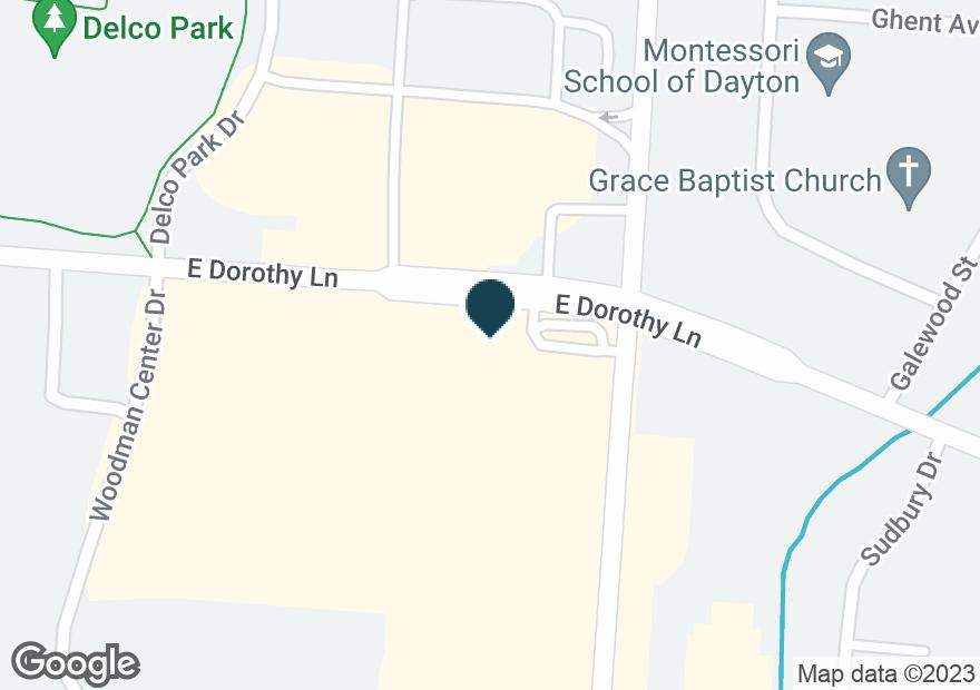 Google Map of2140 E DOROTHY LN