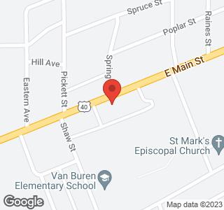 541 East MAIN Street