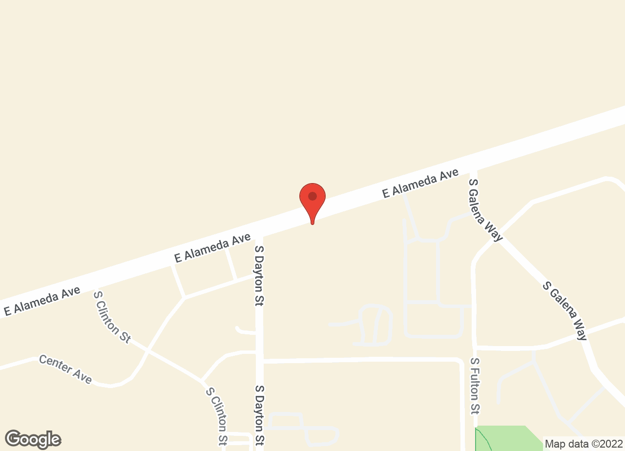 Google Map of VCA Alameda East Veterinary Hospital
