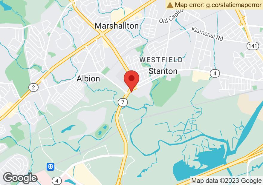 Google Map of 536 MAIN ST