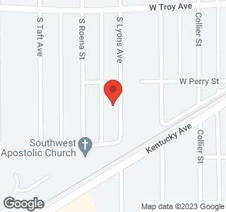 3116 South LYONS Avenue