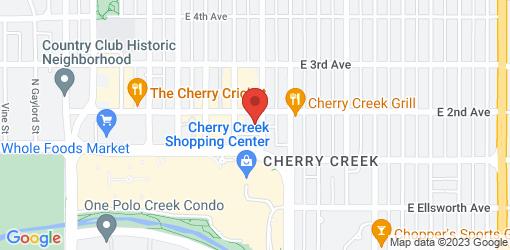 Directions to The Corner Beet Cherry Creek