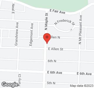 708 N Maple Street