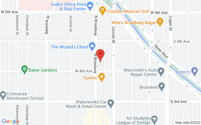 static image of  422 Broadway, Denver, Colorado