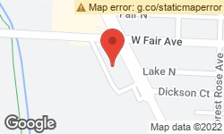 Miracle-Ear location map