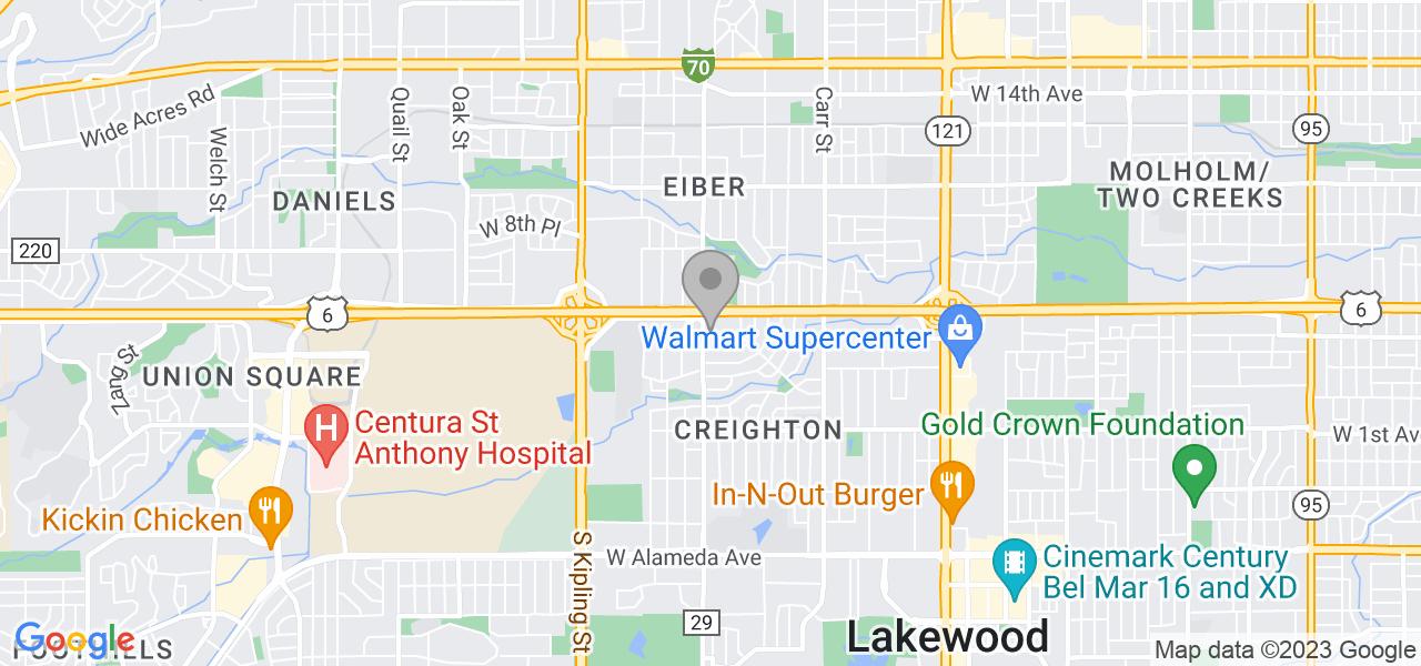 9135 W 5th Pl, Lakewood, CO 80226, USA