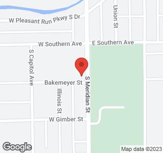 2650 South Meridian Street