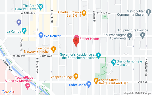static image of 827 Grant Street, Front Office, Denver, Colorado