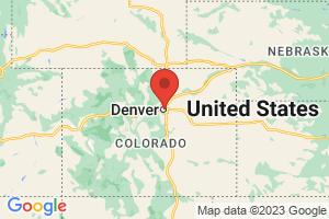 Map of South Central Colorado