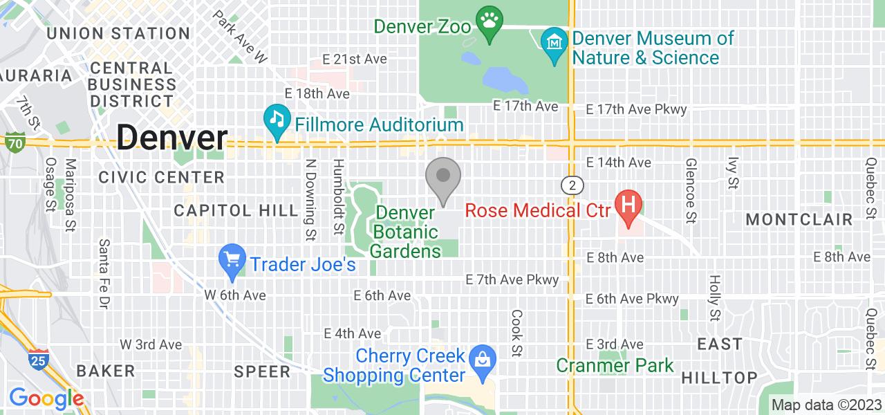 2533 E 11th Ave, Denver, CO 80206, USA