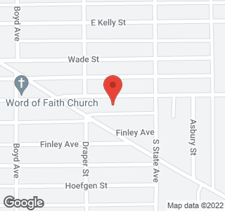 1621 East Bradbury Avenue