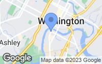 Map of Wilmington, DE
