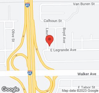 1402 East Legrande Avenue