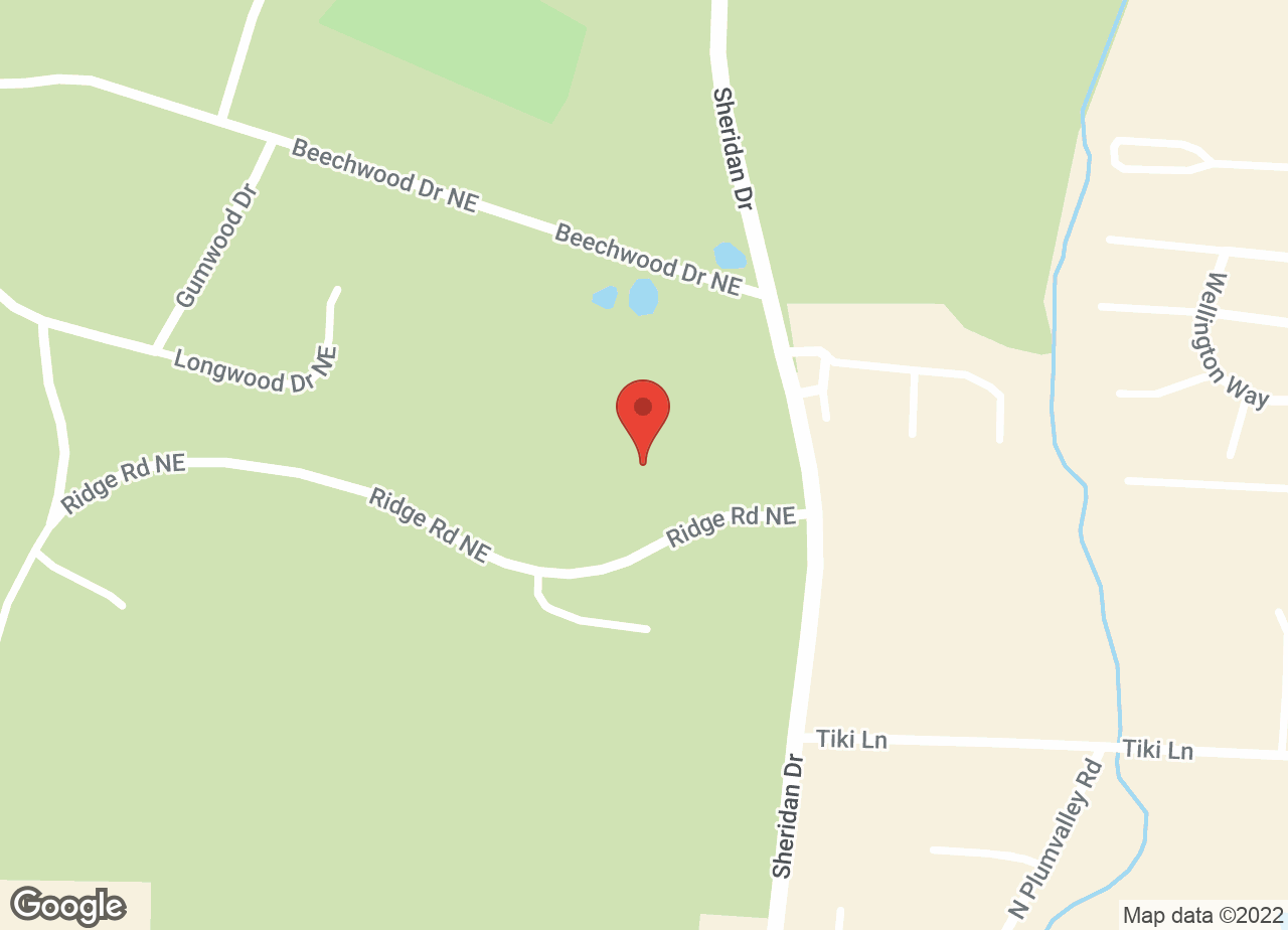 Google Map of VCA Morris Animal Hospital