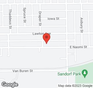 1614 East NAOMI Street