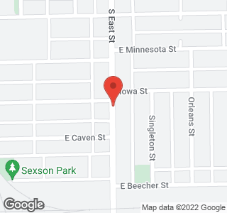 1314-1316 South East Street