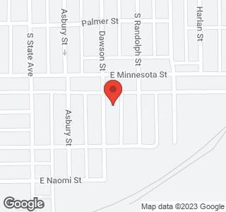 1721 Dawson Street