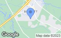 Map of Logan Township, NJ