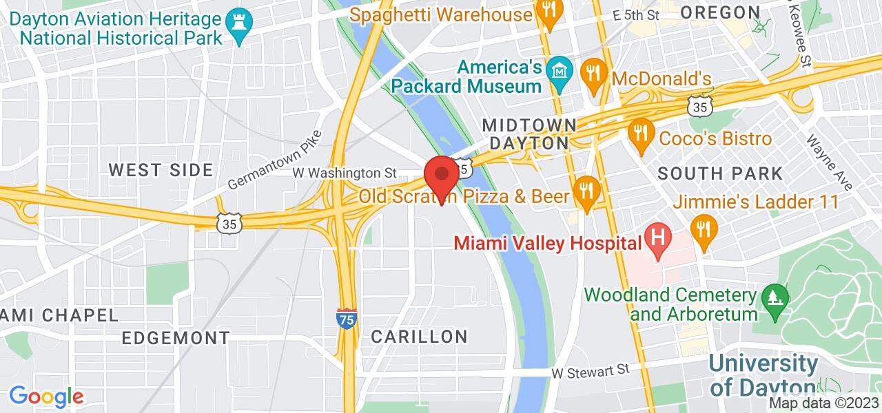 Map location for SBHI
