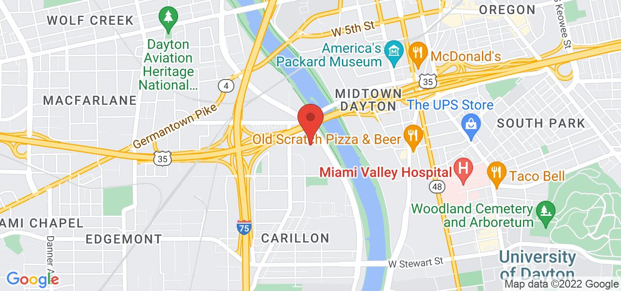 Map location for Samaritan Behavioral Health, Inc