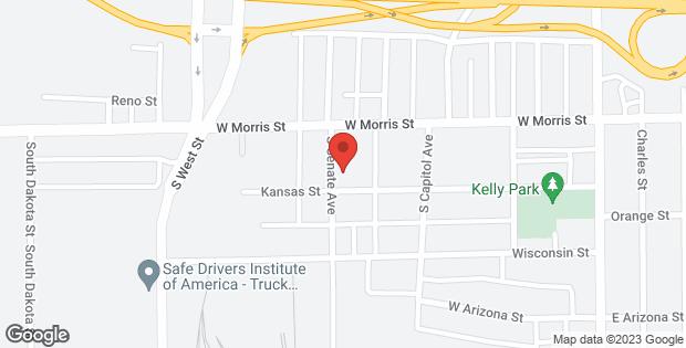 244 KANSAS Street Indianapolis IN 46225